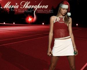 Maria Sharapova!
