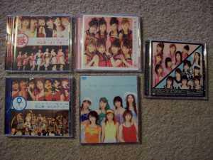 Otomegumi/Sakuragumi dvd collection