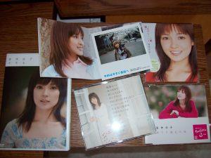 Kuninaka Ryoko's album,singles & dvd