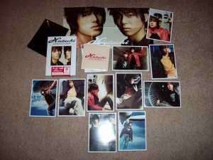 """Tackey & Tsubasa's """"Hatachi"""" album"""
