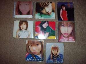 My Shiina Noriko cd collection