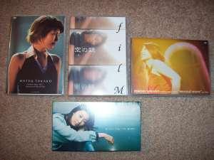 My Matsu Takako concert & pv collection