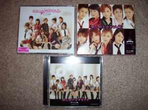 """3 editions of """"Kanashimi Twilight"""""""