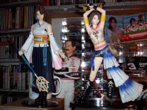 1/6 Scale Yuna figures from FFX & FFX-2.