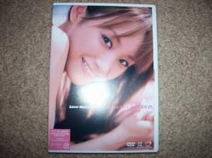 """僕の """"ラブハロ!高橋愛 DVD。"""