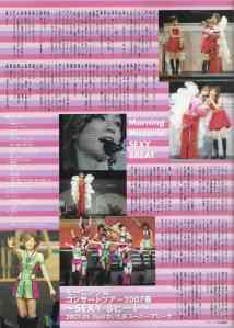 Momusu live at Saitama Super Arena May 6, 2007