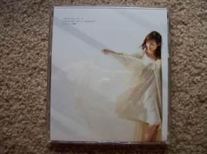 """Abe Natsumi DVD single """"Too far away~onnano kokoro~."""""""