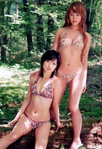 Erika and Yui