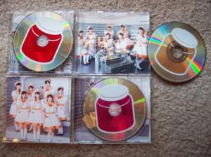 """Kokuhaku no funsui hiroba"" PV DVD single & limited edition CD releases."
