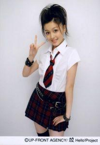 Koharuchan (Momusu, Berryz Koubou ranking 4)