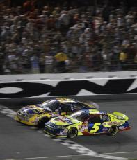 Jamie McMurray wins Pepsi 400 at Daytona International Speedway!