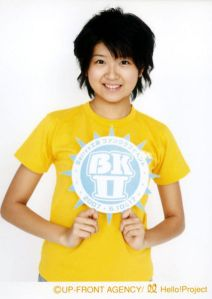 Chinamichan (Momusu, Berryz Koubou ranking 11)