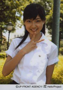 Yurinachan (Momusu, Berryz Koubou ranking 8)