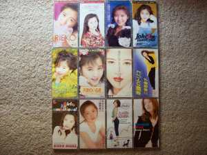 Miura Rieko single collection.