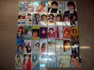Sakai Noriko single collection.