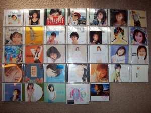 Sakai Noriko album collection.