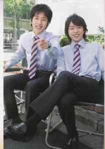 Nino & Shokun scan 2