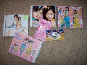 Kira Pika's debut single & DVD releases.