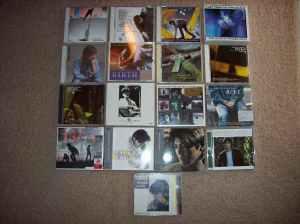 Ozaki Yutaka album & single collection
