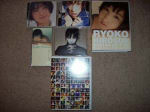 My Hirosue Ryoko collection
