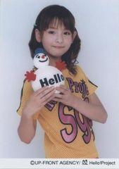 Sugaya Risako Hello! August 2003
