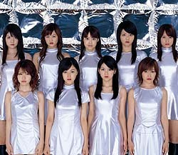 Morning Musume 10th Anniversary~All Singles Complete~ album cover