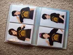 Berryz工房 photo holder.