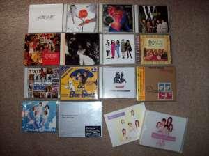 Princess Princess album collection