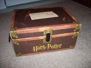 Harry Potter box set volumes 1-7