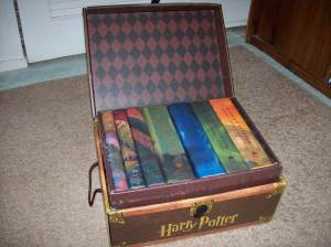 Harry Potter box set volumes 1-7