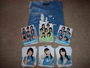 Bunkasai 2007 in Yokohama t-shirt & photo holder sets