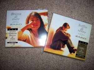 """Zard """"Brezza di mare"""" & """"Soffio di vento"""" tribute albums"""