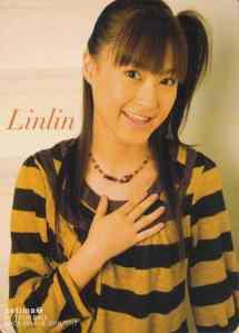 Lin Lin photo card