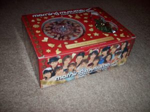 Morning Musume's sweet morning box 2003