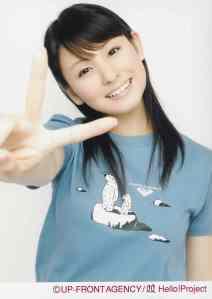Sugaya Risako (UFA photo scan)
