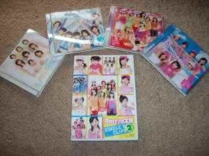 Berryz Koubou pv DVD single collection (part 2)