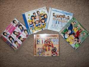 Berryz Koubou pv DVD single collection (part 1)