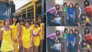 Momusu Second Morning (blue booklet scan2)