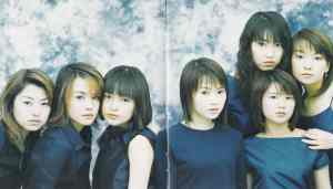 Momusu Second Morning (blue booklet scan3)