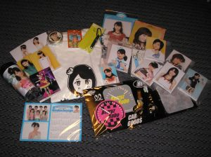 Hello! Project shopping live from Japan!