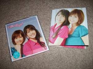 "Nacchi & Maimichan- ""16sai no koinante"" LE CD single"