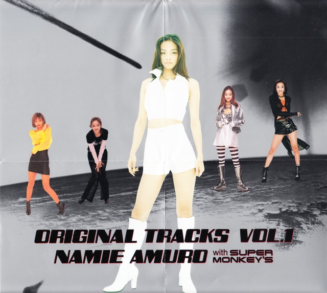 Amuro Namie  with Super Monkey's Original Tracks Vol (1)