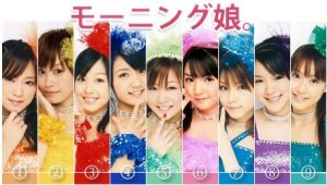 My Momusu favorite member ranking February 11, 2008