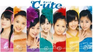 My C-ute favorite member ranking (February 11, 2008)