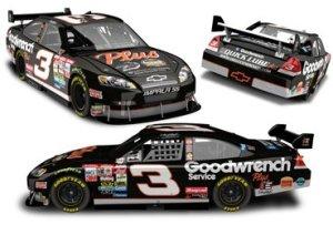 Dale Earnhardt 10th anniversary Daytona 500 win diecast