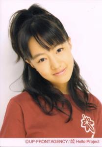 Sekine Azusa (UFA photo scan)
