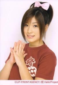Sengoku Minami (UFA photo scan)