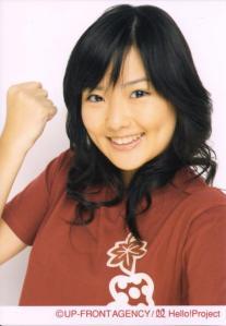 Sawada Yuri (UFA photo scan)