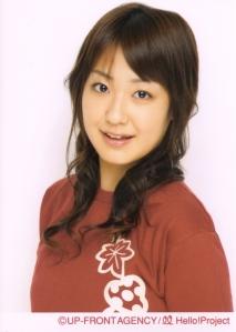 Aoki Erina (UFA photo scan)