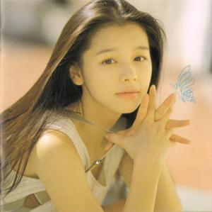 Vivian Hsu (1st album booklet scan4)